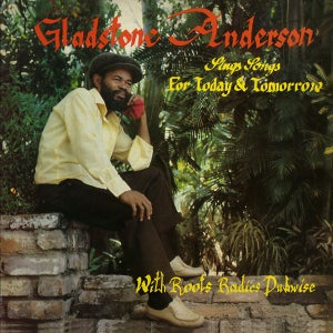 Image of Gladstone Anderson / Roots Radics - Sings Songs... / Radical Dub Session 2LP (Glad Sound)