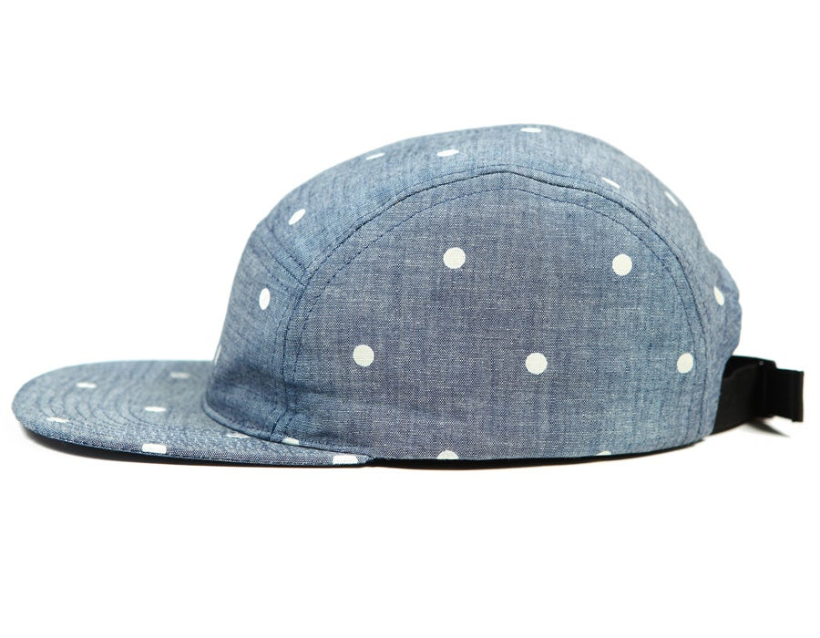 Image of Casquette Five Panel Points
