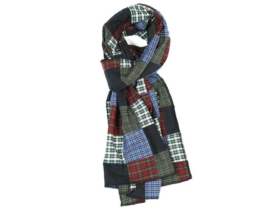 Image of Foulard Patchwork N°6