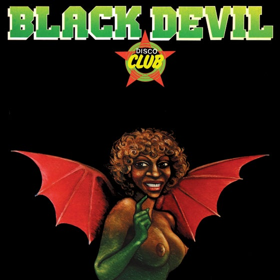 Image of BLACK DEVIL 'DISCO CLUB' (from 1978)