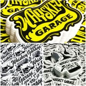 Image of 6 Sticker Bundle!  6 random stickers (includes 2 bumper stickers min.)