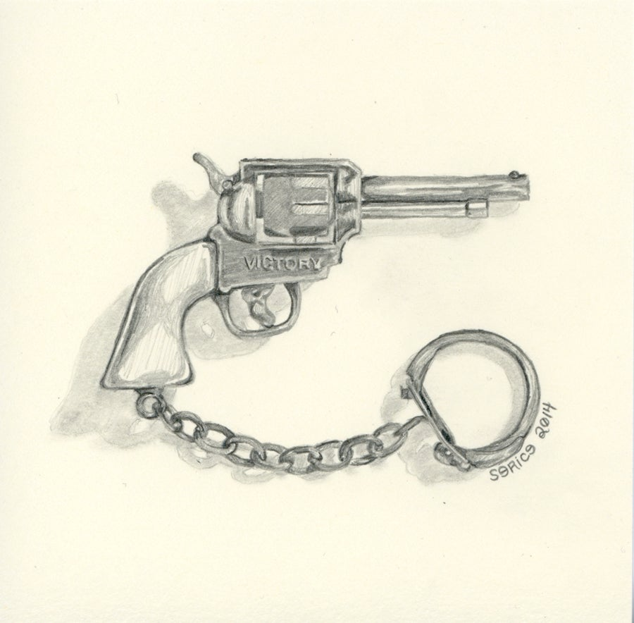 Image of Victory Revolver