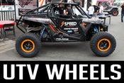 Image of Robby Gordon UTV Race Beadlock Wheel
