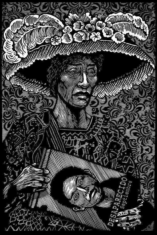 """Image of """"Madre del Desaparecido"""""""