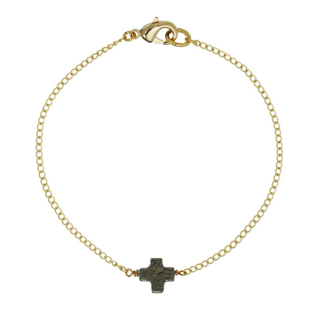 Image of + PYRITE bracelet