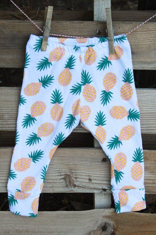 Image of Pineapple leggings for kids