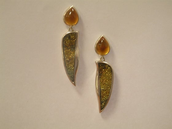 Image of sterling silver earrings