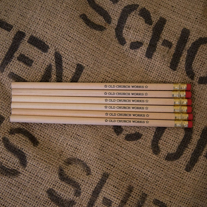 Image of Quality Smooth Wood Pencil 6 Pack