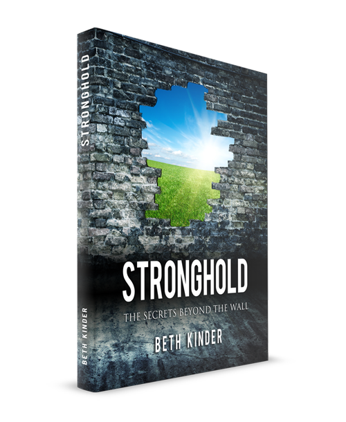 Image of Stronghold, by Beth Kinder (Softcover)