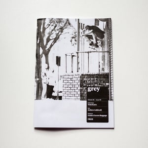 Image of grey skate mag volume 02 issue 06