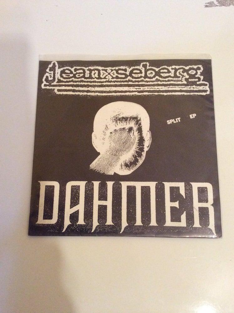 "Image of Dahmer / Jeanxseberg split 7"""