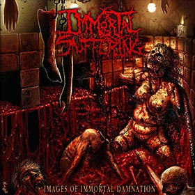 Image of Immortal Suffering - Images of immortal damnation