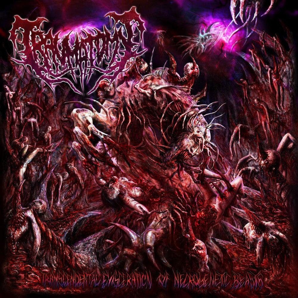 Image of Traumatomy - transcendental evisceration of necrogenetic beasts