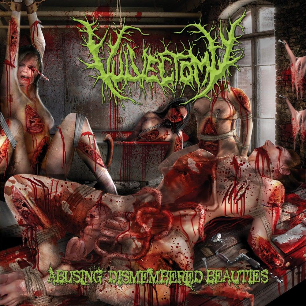 Image of Vulvectomy - Abusing dismembered beauties