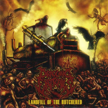 Image of Dragging Entrails - Landfill of the butchered
