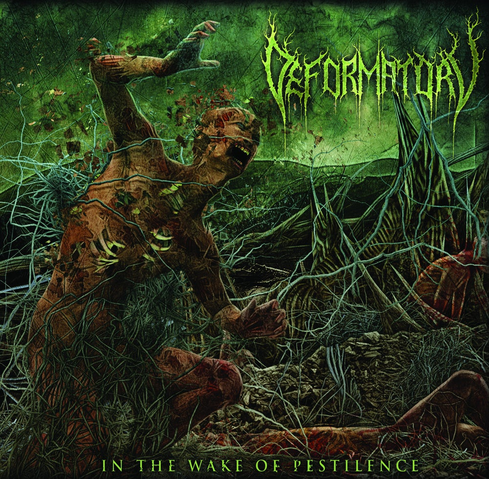 Image of Deformatory - In the wake of pestilence