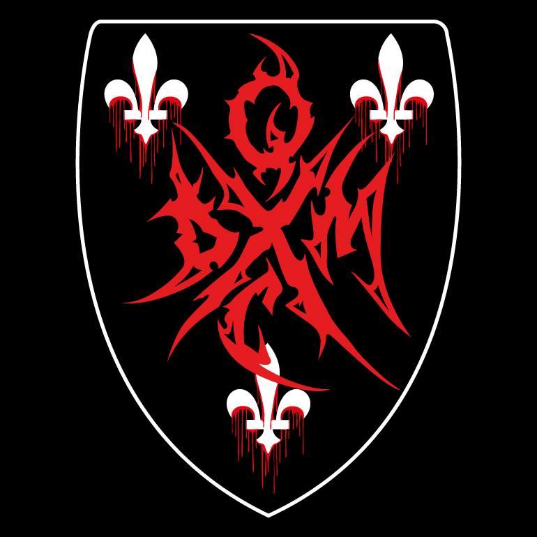 Image of Quebec Death Metal t-shirt