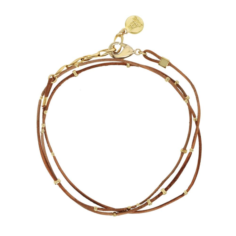 Dot Dash Necklace Or Bracelet