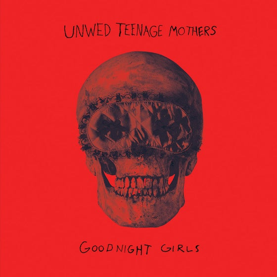 Image of PREORDER Unwed Teenage Mothers - Goodnight Girls - Vinyl