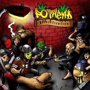 "Image of Pothead ""Jointification"" CD"
