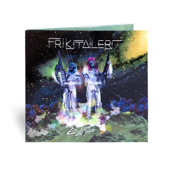 Image of Frikstailers - En Son de Paz - CD