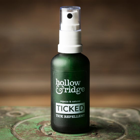 Image of TICKED! tick repellent