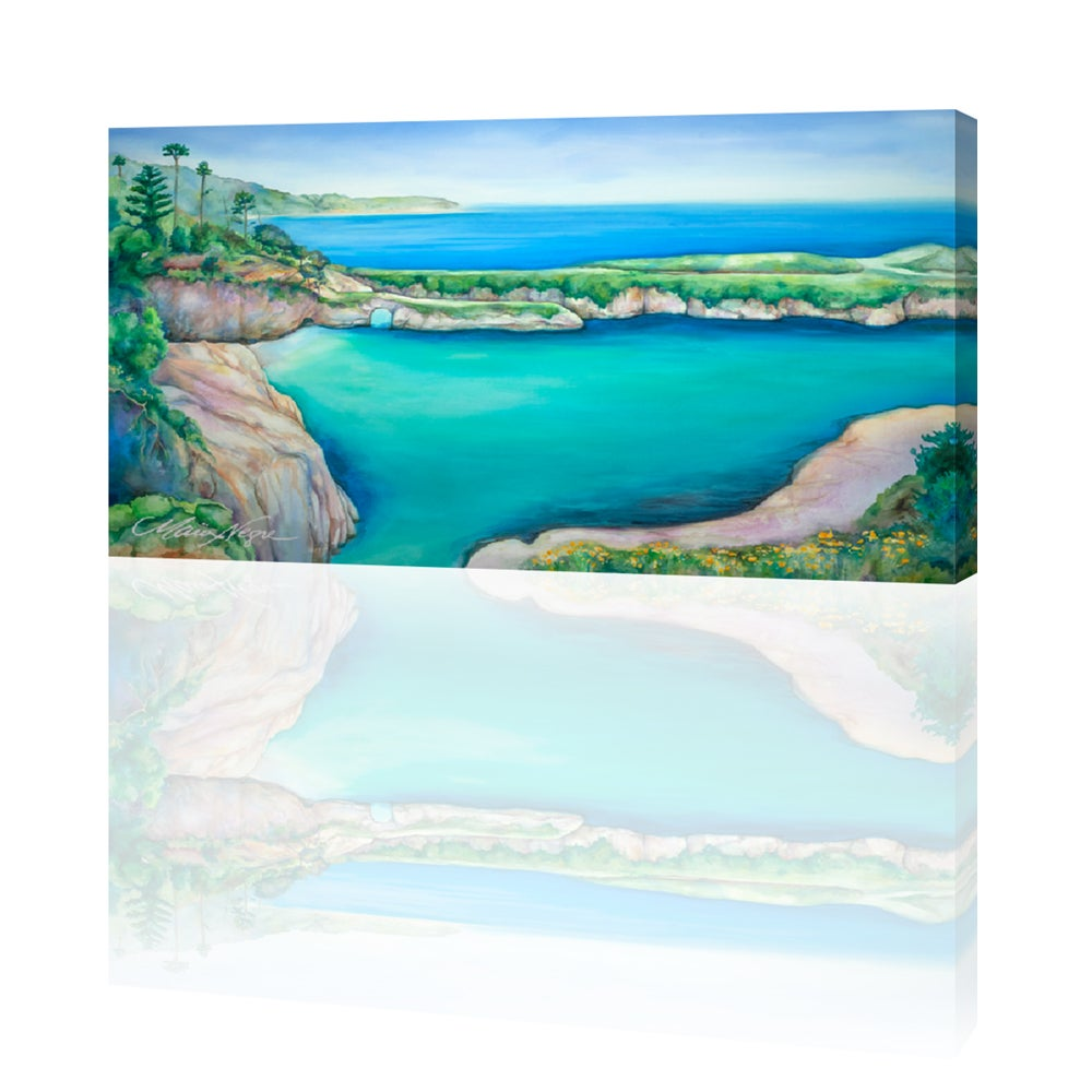 Image of Point Lobos Giclee Print