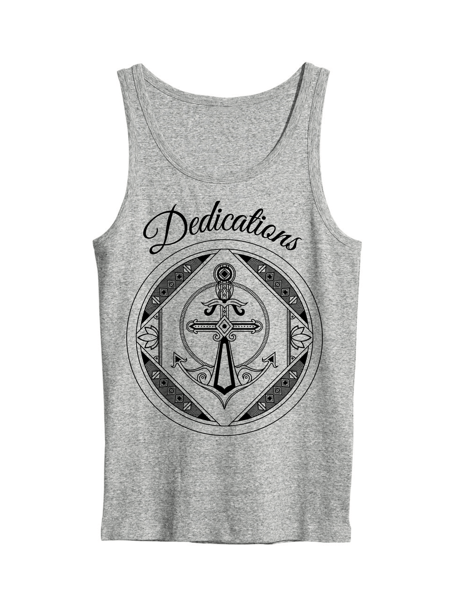 Image of Anchor Tank Top Shirt
