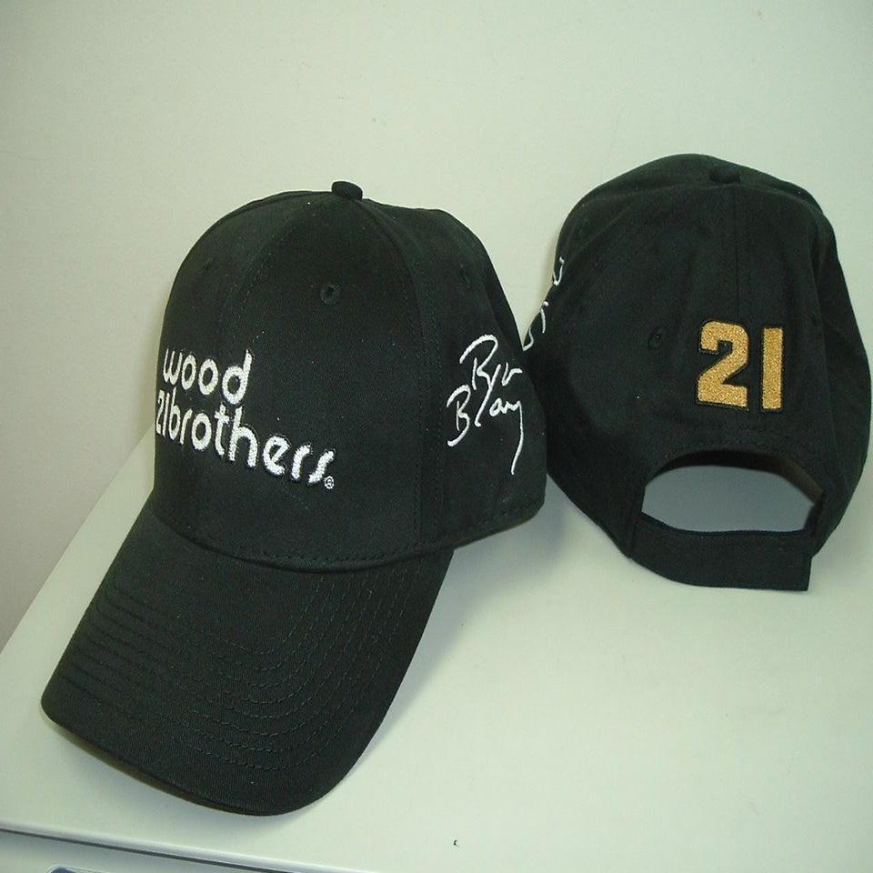 Image of Ryan Blaney / Wood Brothers Racing Cap
