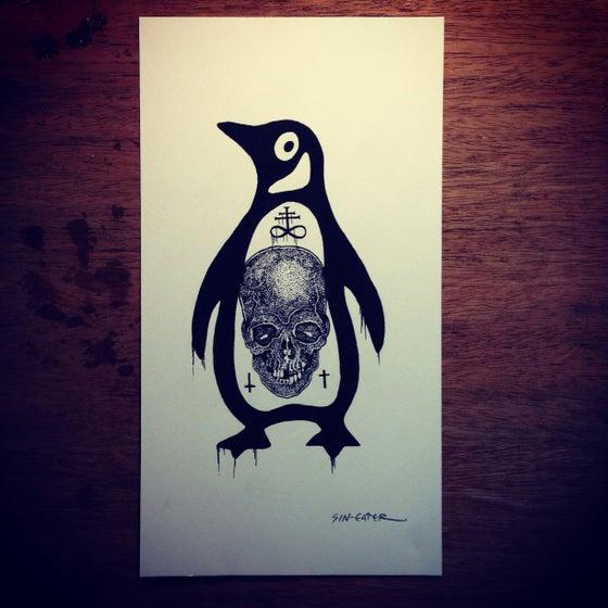 Image of Penguin Eater