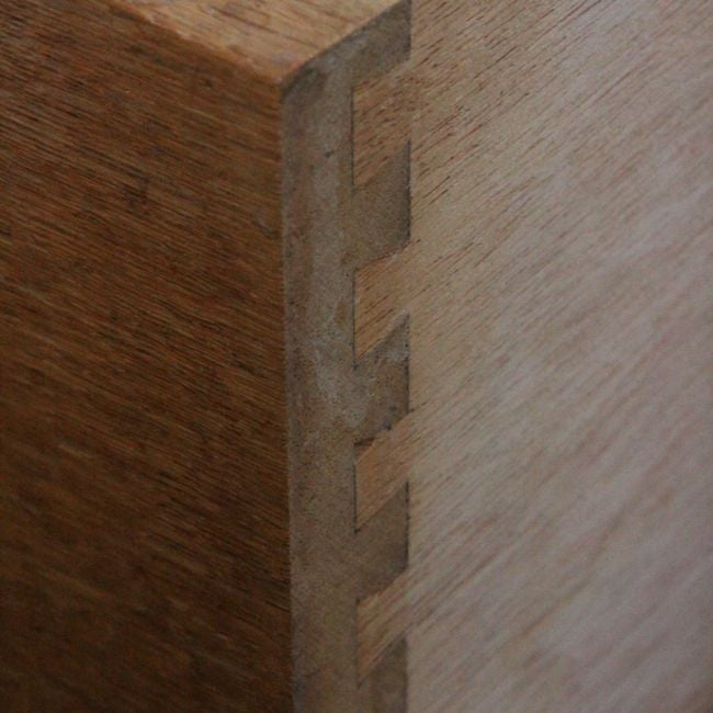 Image of Pair of Art Deco bedside tables/drawers
