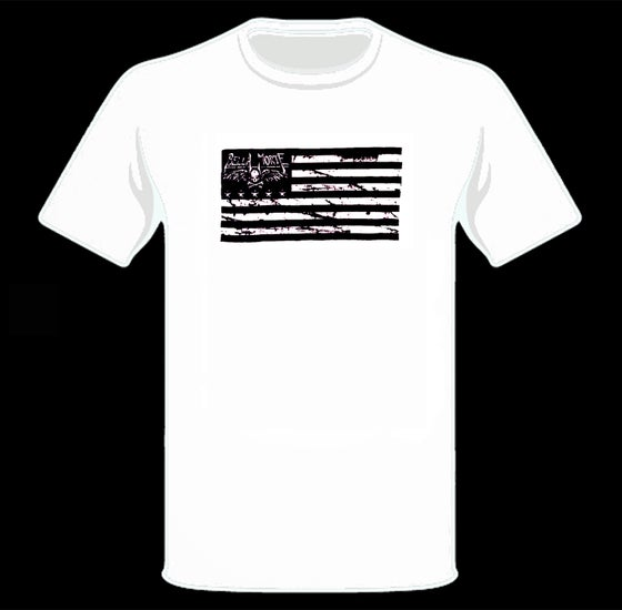 Image of Bella Morte Flag Tee