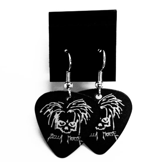Image of Guitar Pick Ear Rings