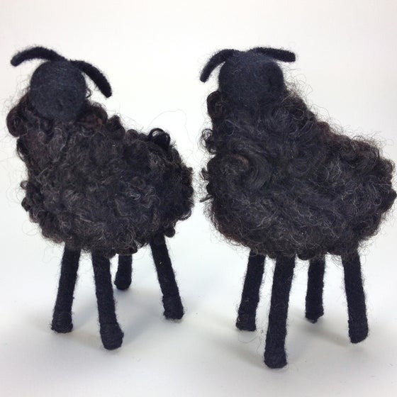 Image of Breed Specific Sheep - Black Gotland - Custom Order