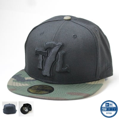 Image of T7L New Era fitted (CAMO)
