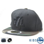 Image of T7L New Era fitted KIDS (CAMO)