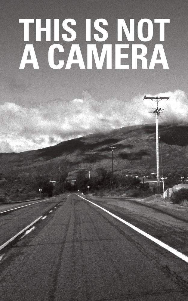 Image of This Is Not a Camera