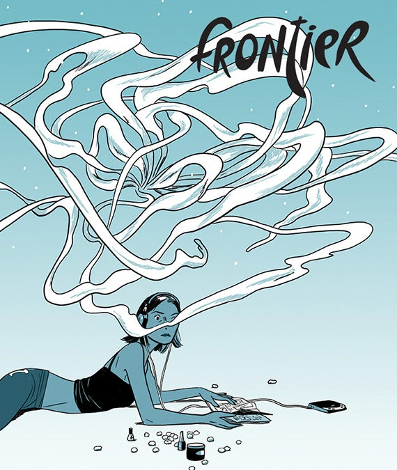 Image of Frontier #7: Jillian Tamaki