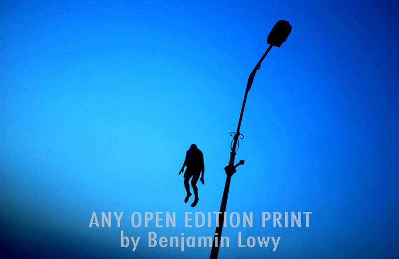 Image of ANY OPEN EDITION PRINT BY BENJAMIN LOWY