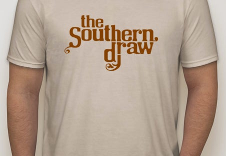 Image of Men's Southern Draw t-shirt