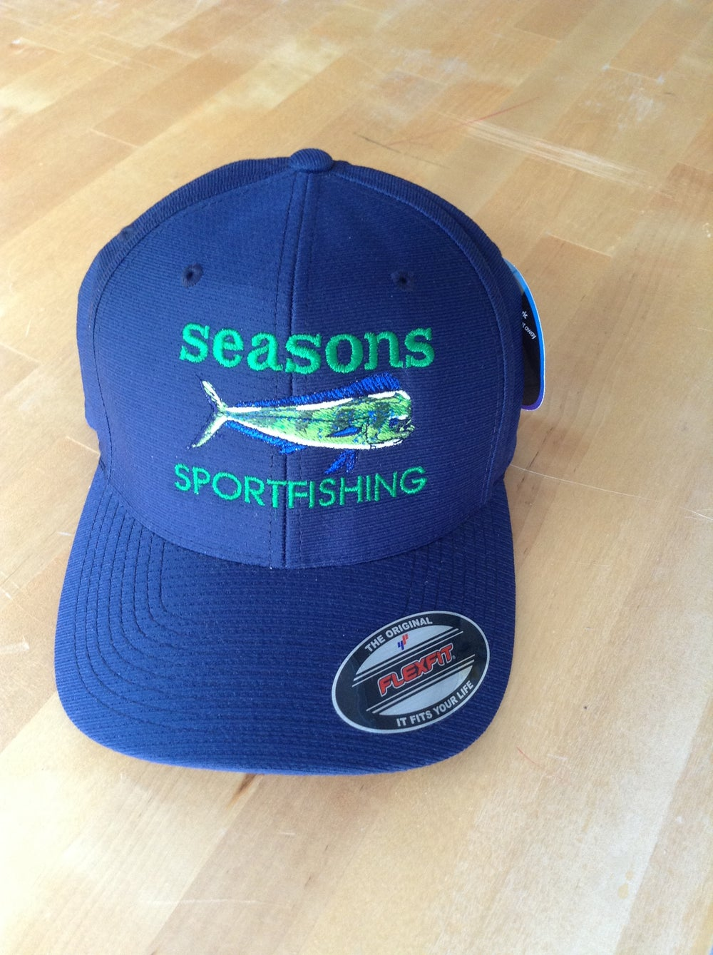 Image of SEASONS - DORADO - NAVY - FLEXFIT