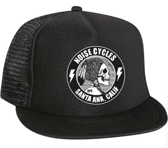 Image of Liberty coin hat - black