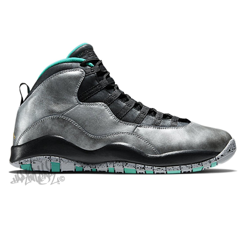 "Image of AIR JORDAN 10 - ""Lady Liberty"" - 705178 045"