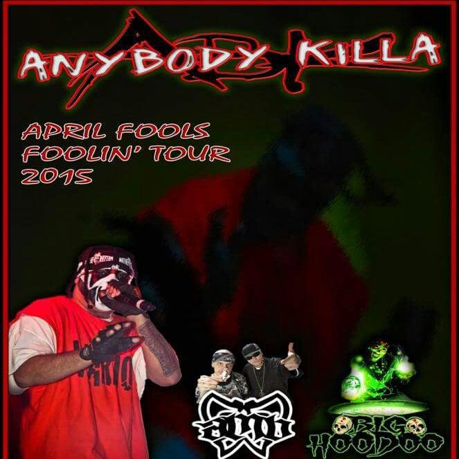 Image of ABK - Axe Murder Boyz & Big Hoodoo