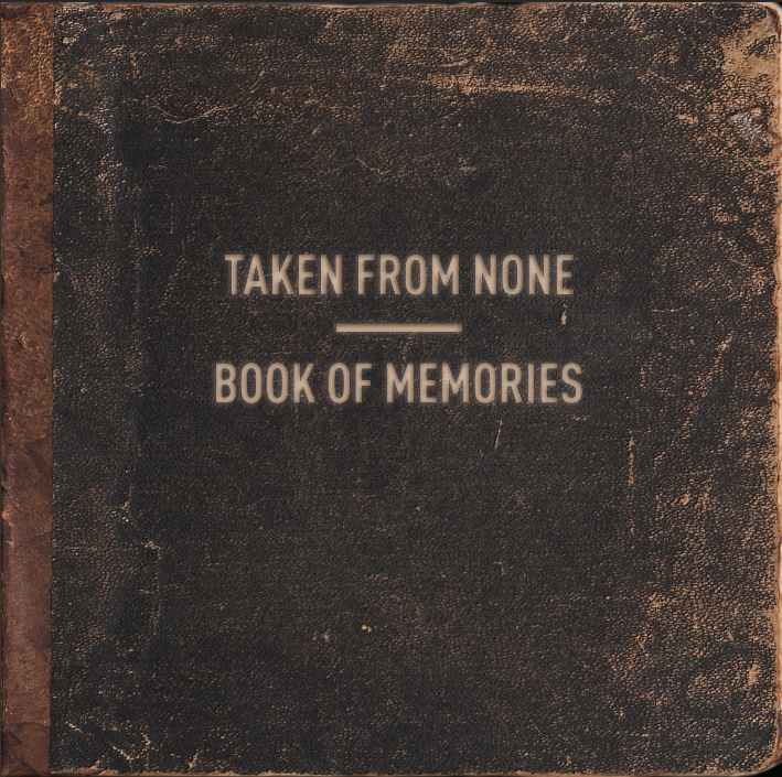 "Image of Album ""Book of Memories"""