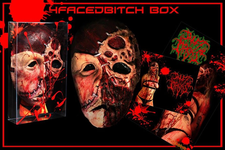 Image of 4 Facedbitch Box