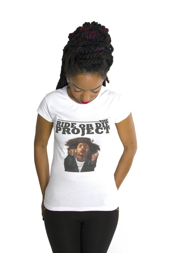 Image of Ride or Die Chick T-Shirt