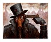"Image of Ego Death II (Black Magick Suicide)- 8x10"" Open Edition"