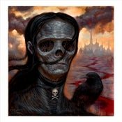 """Image of The Hungry Ghost of Blood Castle- 8x10"""" Open Edition"""