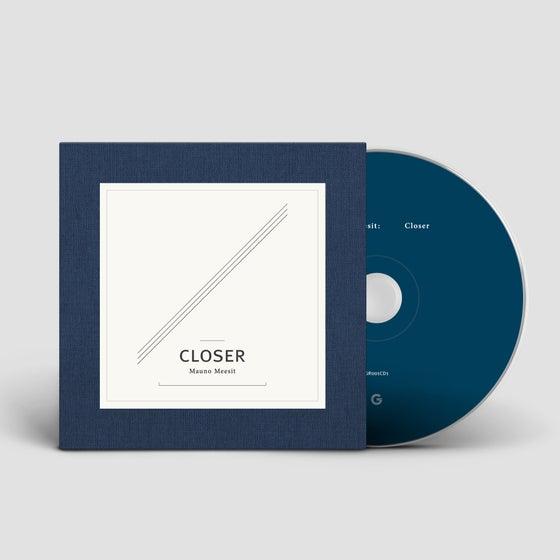 Image of MAUNO MEESIT - CLOSER SPECIAL CD - LTD TO 333 COPIES
